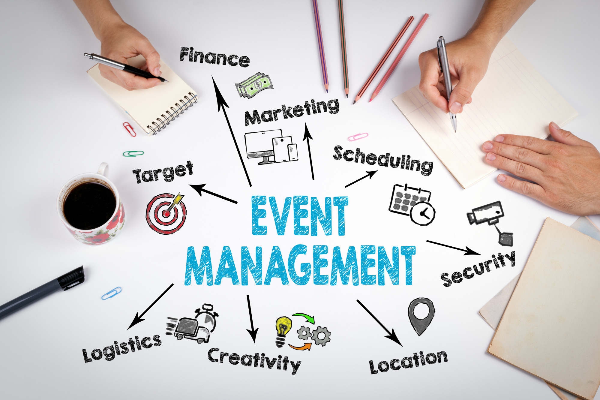 Sự kiện trực tuyến dễ quản lý hơn