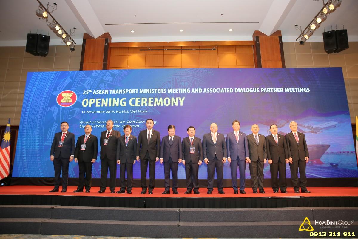 Hội nghị Bộ trưởng GTVT ASEAN lần thứ 25
