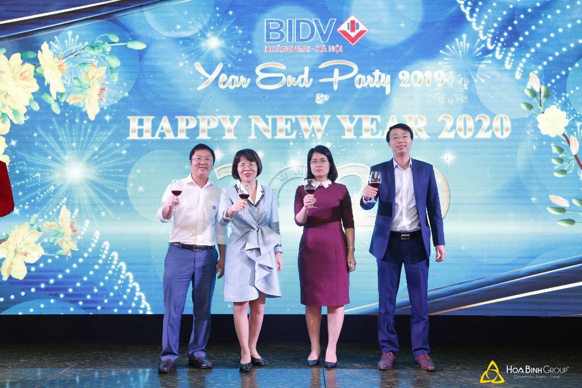 BIDV - TIỆC TẤT NIÊN 2020