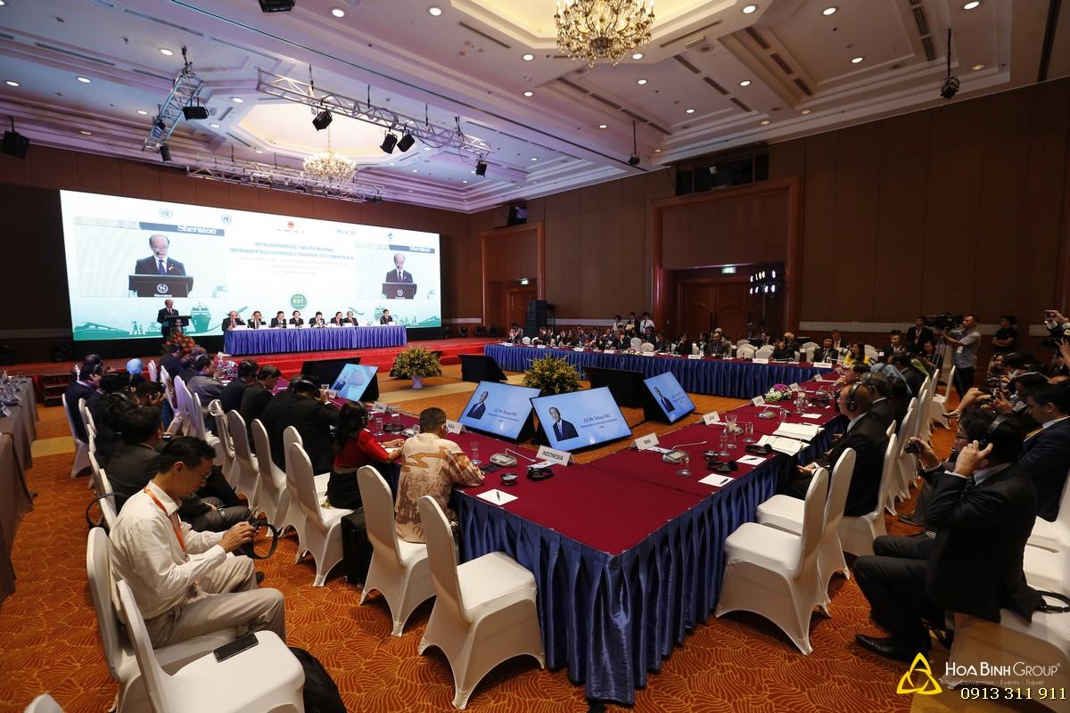 Diễn đàn liên chính phủ về GTVT bền vững môi trường