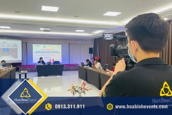 HoaBinh Events chuyên tổ chức sự kiện, hội nghị trực tuyến