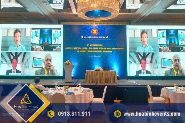 Hội nghị trực tuyến kết nối toàn cầu