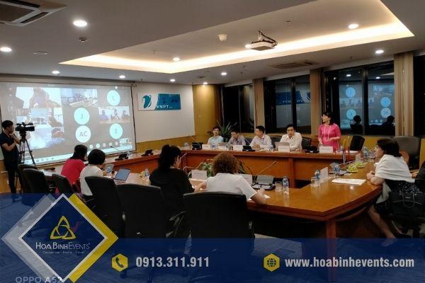 Hội nghị trực tuyến HoaBinh Events