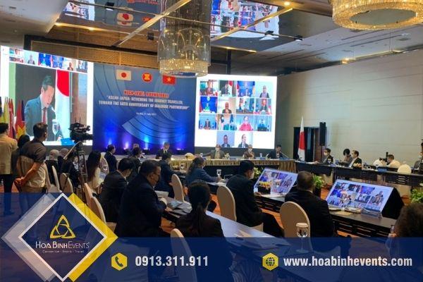 Toạ đàm là cơ hội để các nước ASEAN và Nhật Bản cùng nhìn lại chặng đường hợp tác