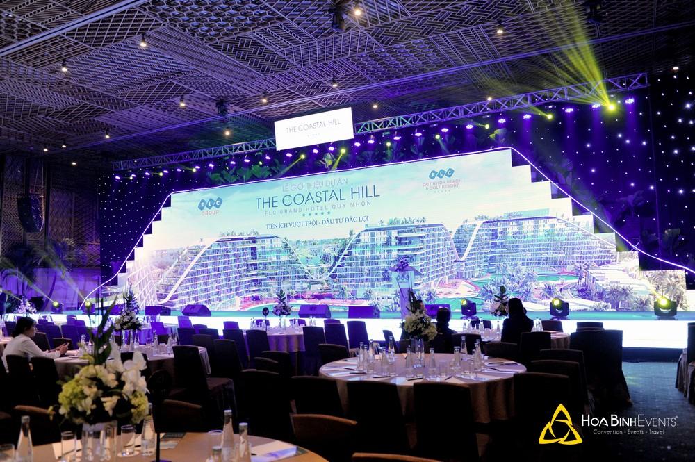 Dịch vụ cho thuê màn hình LED sự kiện ngày càng được ưa chuộng và phổ biến