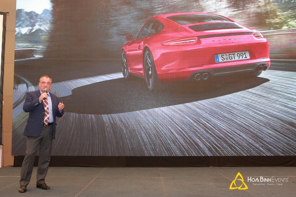 Công nghệ màn hình LED có nhiều bước tiến mới trong sự kiện