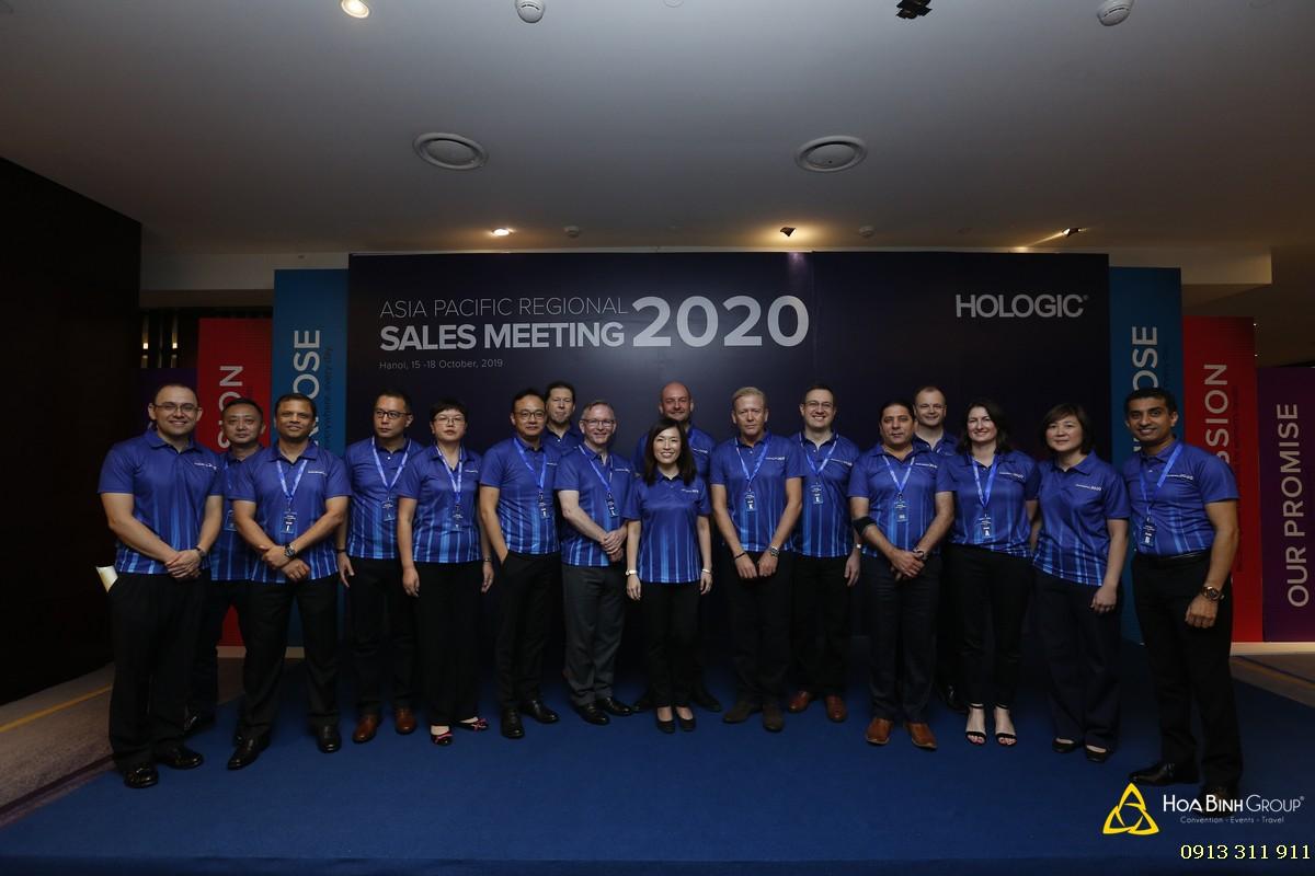 Gặp gỡ bộ phận kinh doanh khu vực Châu Á Thái Bình Dương công ty đa quốc gia Hologic