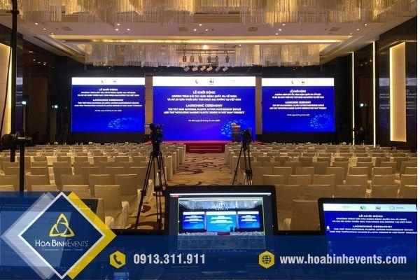 hoabinh events tổ chức sự kiện hybrid events