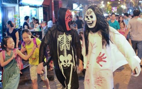 Những địa điểm lý tưởng tổ chức Halloween ở Hà Nội