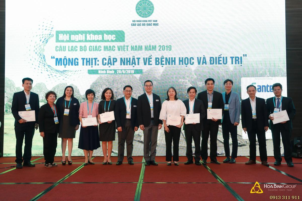 Hội nghị khoa học CLB Giác Mạc 2019