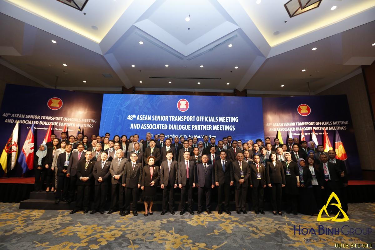 Hội nghị các quan chức giao thông cấp cao ASEAN lần thứ 48 (STOM 48)