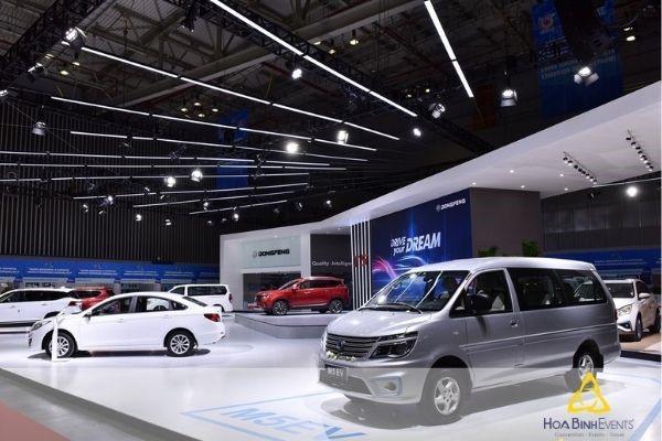Sự kiện triển lãm ô tô
