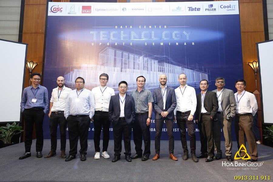 Hội thảo công nghệ hạ tầng Data Center