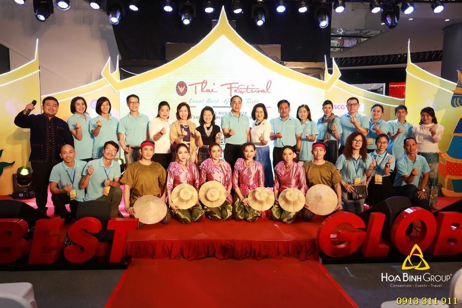 Lễ hội Thái Lan 2019