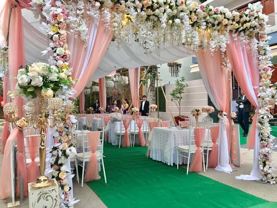 Những lợi ích của việc chọn dịch vụ tổ chức tiệc cưới tại TP.HCM