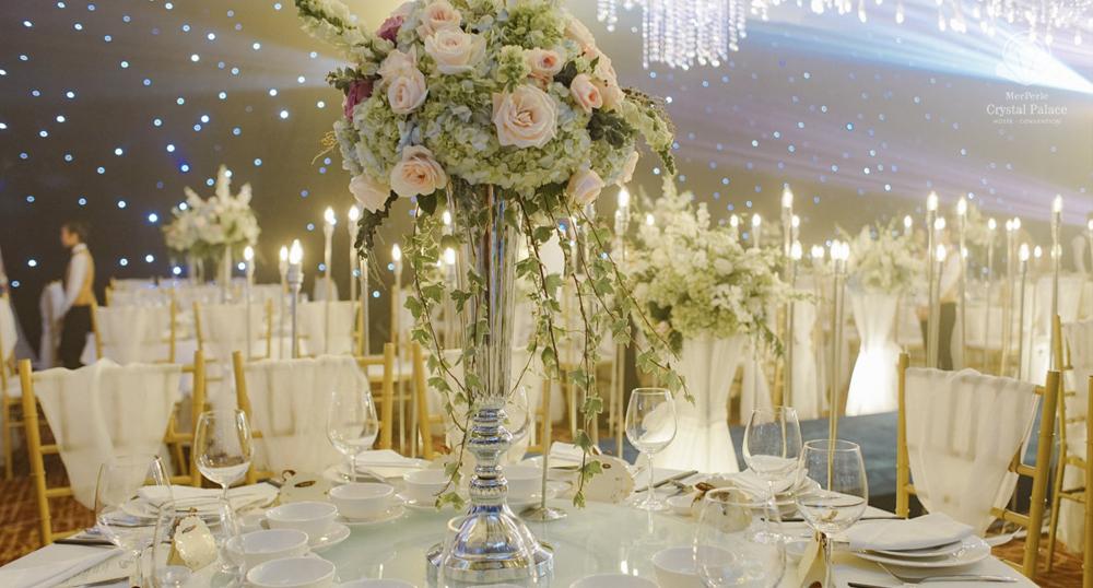 dịch vụ tổ chức tiệc cưới tại TP.HCM