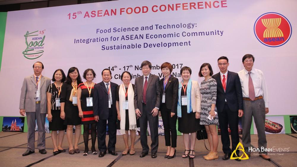 Hội nghị Lương thực ASEAN lần thứ 15 (AFC 2017)