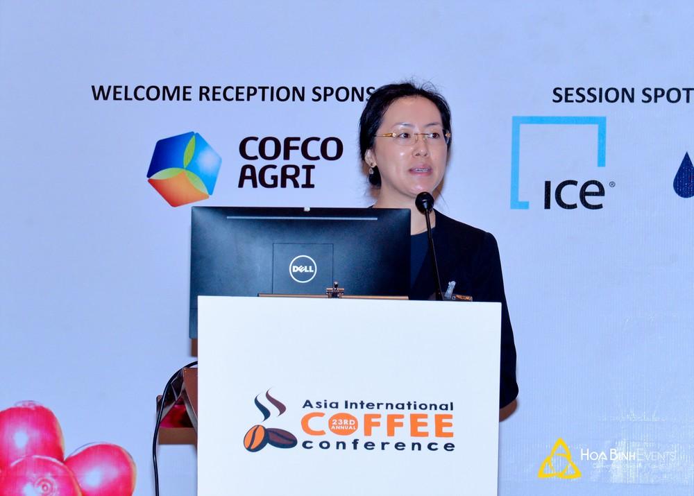 Hội nghị Cà phê Quốc tế Châu Á Thường niên Lần thứ 23 (23rd AICC)