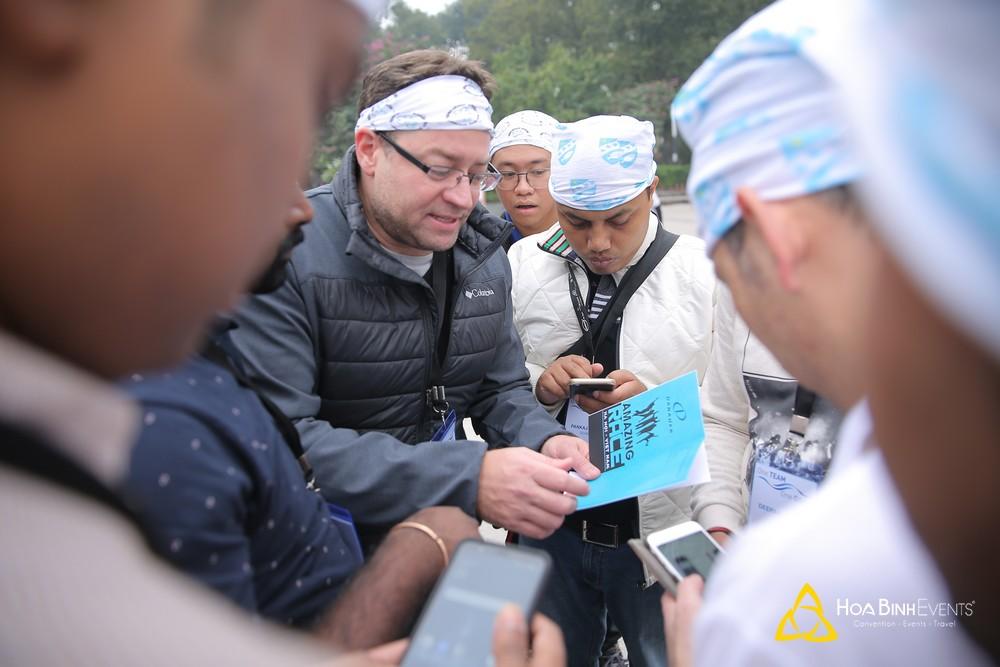 Amazing Race Danaher: Cuộc đua kỳ thú tại Hà Nội
