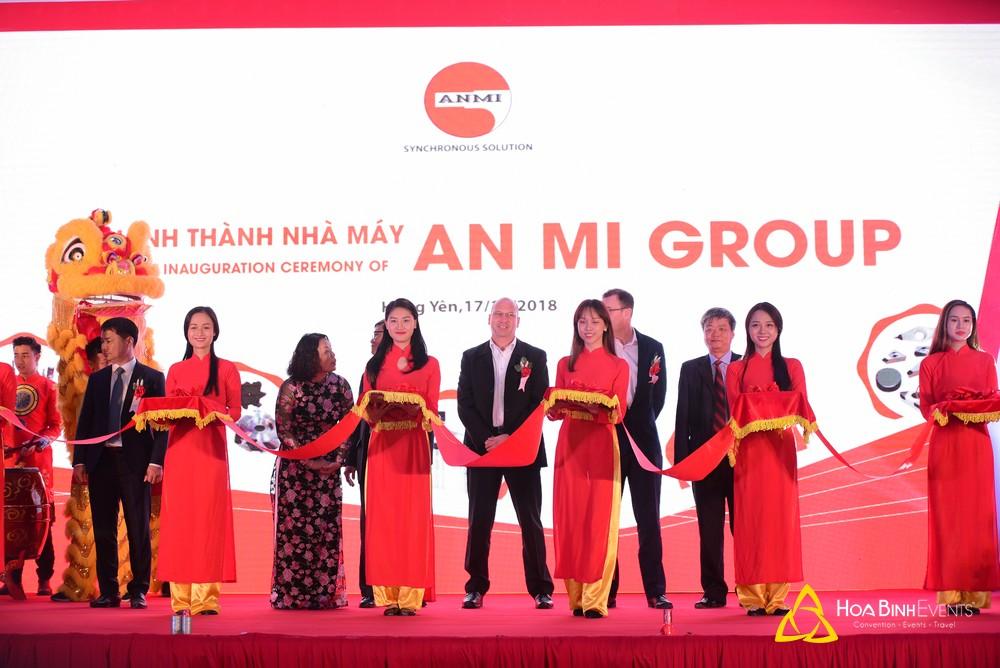 Video highlight Lễ khánh thành nhà máy An Mi tại Hưng Yên