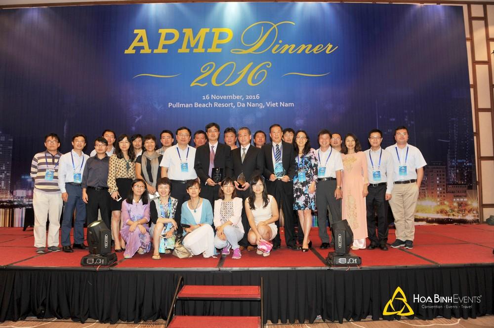 APMP2016: Chương trình Đo lường Châu Á - Thái Bình Dương (The Asia Pacific Metrology Programme)
