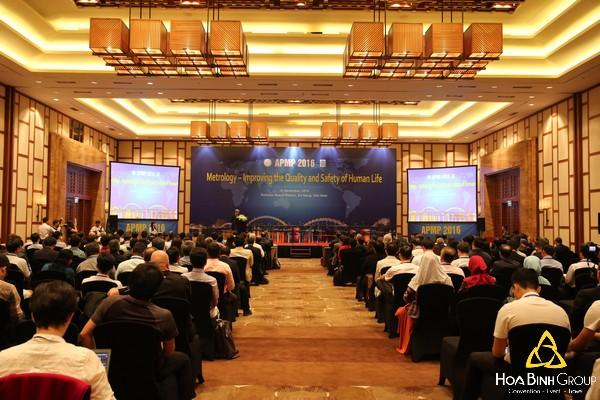 APMP2016: Hội nghị toàn thể Chương trình đo lường Châu Á - Thái Bình Dương lần thứ 32 được tổ chức tại Việt Nam