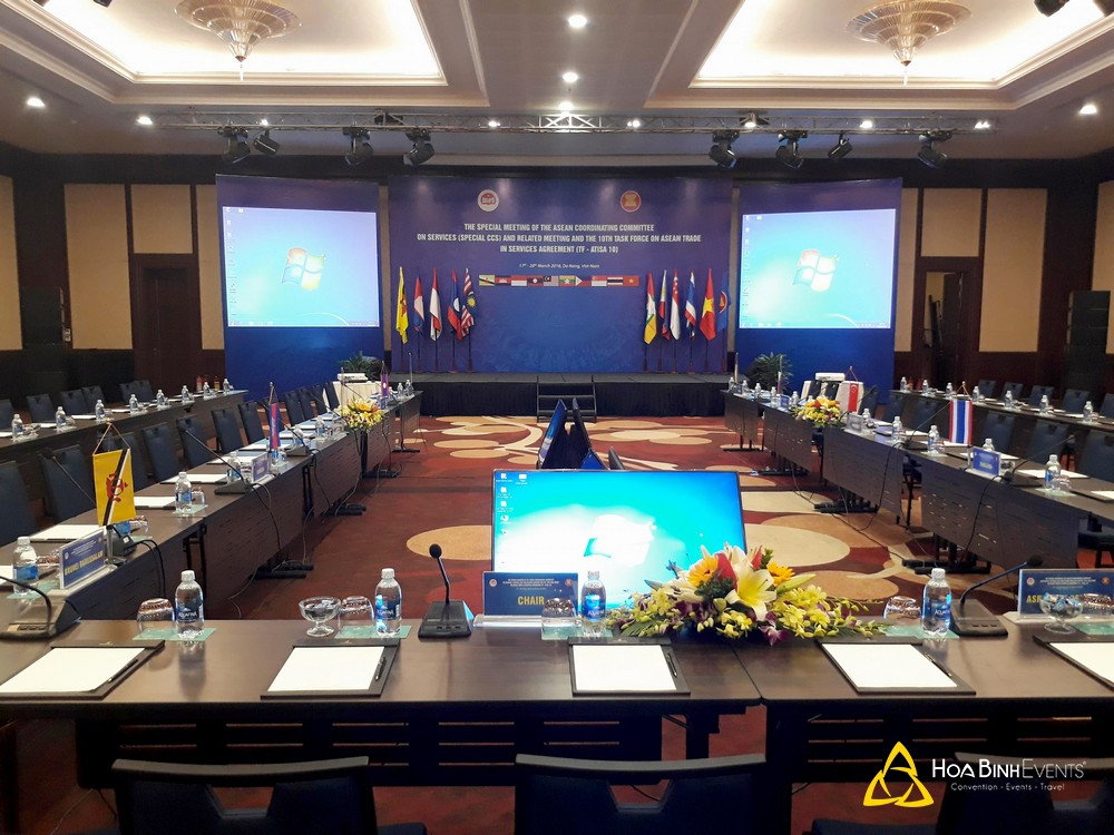 Cuộc họp đặc biệt của Uỷ ban Điều phối ASEAN về Dịch vụ (CCS đặc biệt) và cuộc họp có liên quan và họp lực lượng đặc nhiệm lần thứ 10 về Hiệp định thương mại dịch vụ ASEAN (TF-ATISA 10)