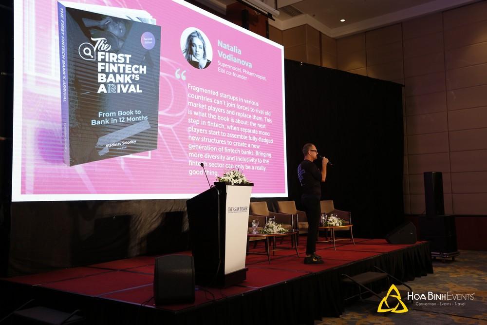 Video highlight The Asian Banker: Hội nghị The Future of Finance lần thứ 3 tổ chức tại Việt Nam