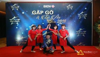 BIDV Từ Liêm: Gặp gỡ và tri ân Xuân 2018