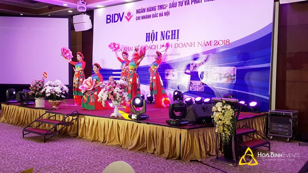 BIDV: Hội nghị Triển khai kế hoạch kinh doanh năm 2018
