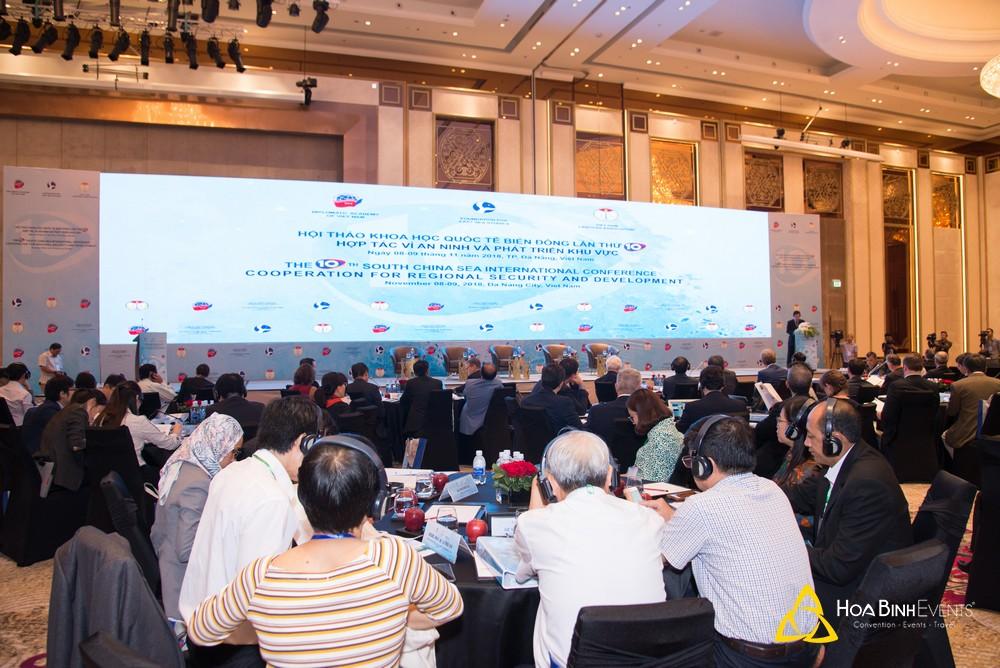 Hội thảo khoa học quốc tế Biển Đông lần thứ 10