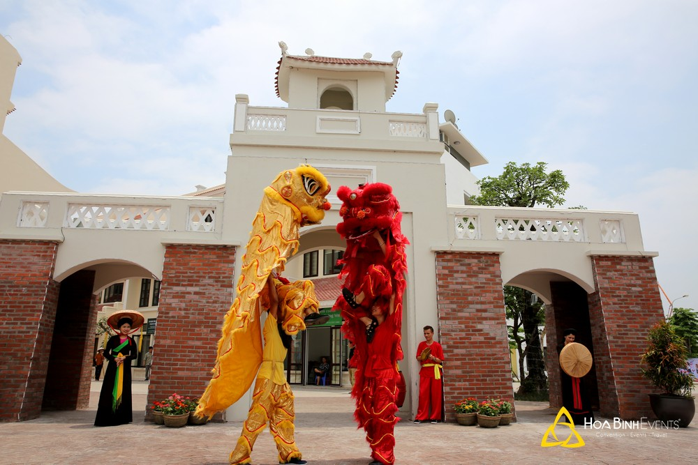 Khai trương dự án Little Vietnam của tập đoàn BIM Group