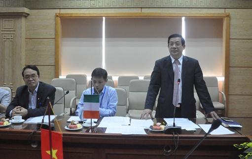 , Lễ ký kết biên bản ghi nhớ Cải thiện chất lượng chẩn đoán, điều trị và quản lý một số bệnh hiếm tại Việt Nam giữa Cục quản lý khám chữa bệnh, Bộ Y tế và công ty Shire Singapore Pte.Ltd.