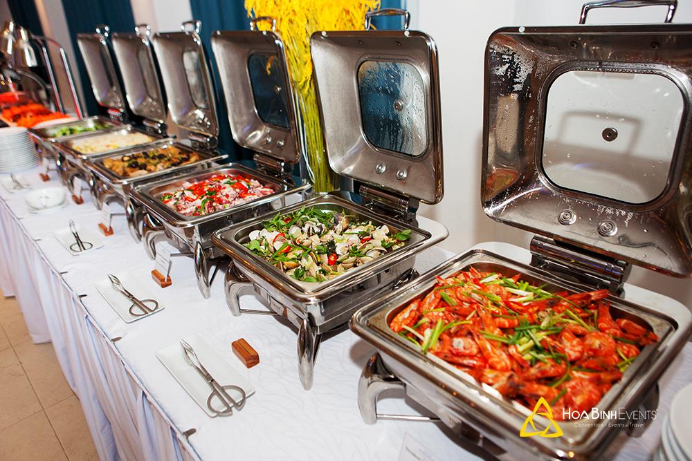 Tổ Chức Tiệc Buffet Tại Đà Nẵng