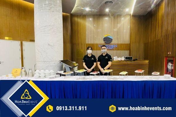 HoaBinh Events chuyên tổ chức sự kiện online - offline