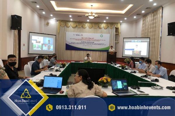Hội nghị trực tuyến đa điểm