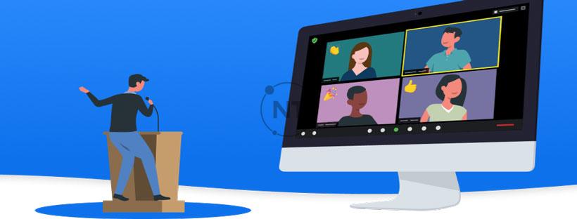Tương tác với khán giả bằng câu hỏi sẽ giúp buổi thuyết trình giống như cuộc trò chuyện