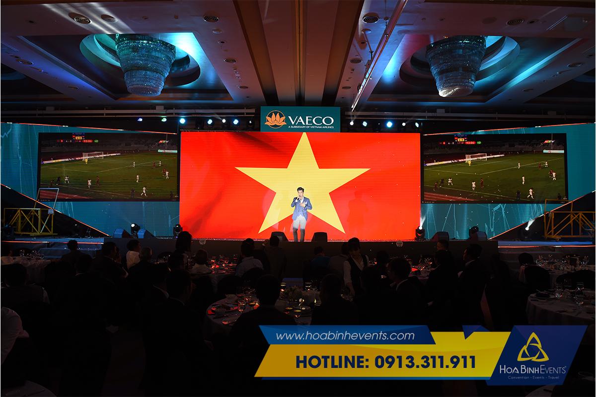 HoaBinh Events cho thuê màn hình LED chất lượng tại Tp. Hồ Chí Minh