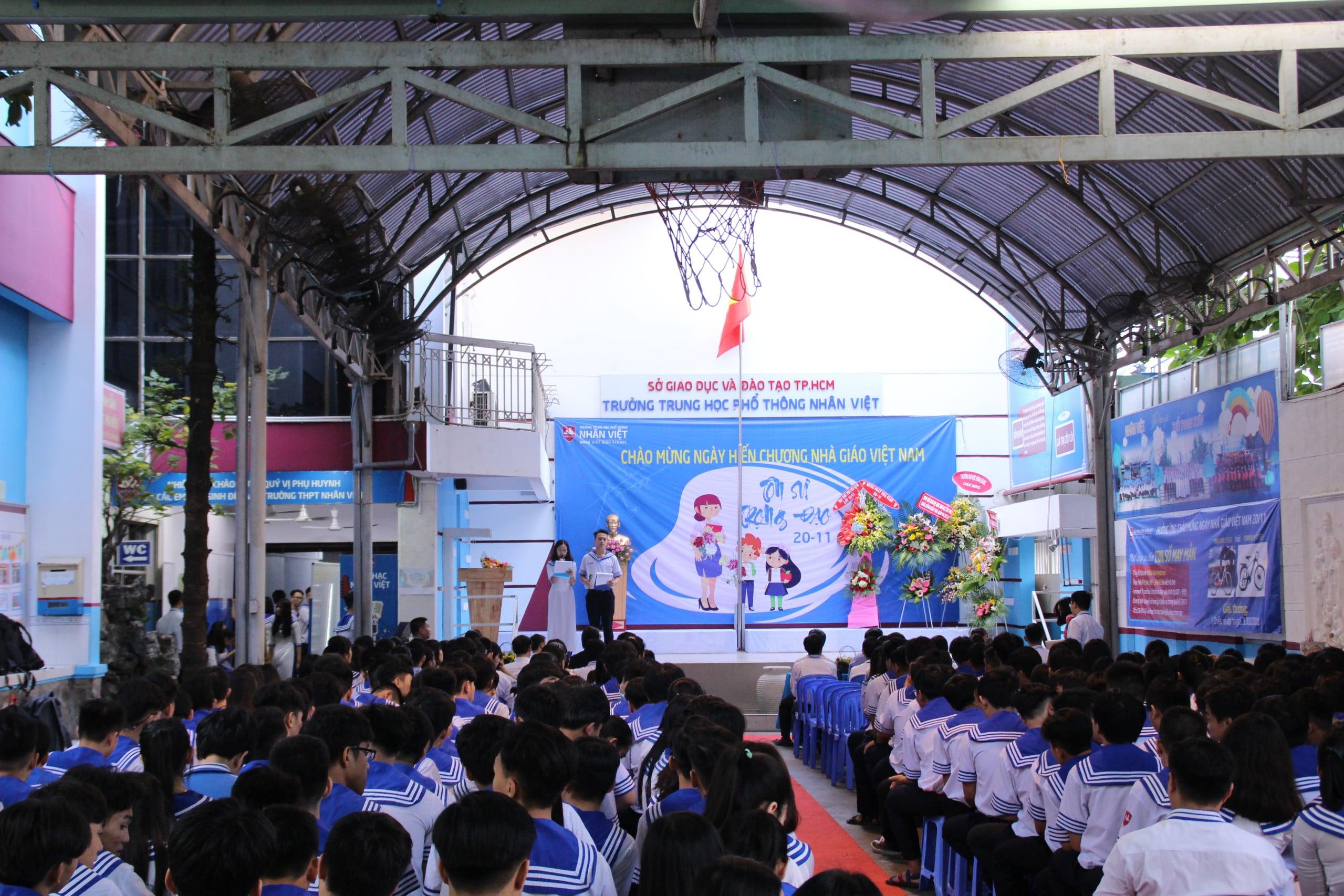 hoabinh events cung cấp dịch vụ tổ chức sự kiện 20-11 trọn gói tiết kiệm