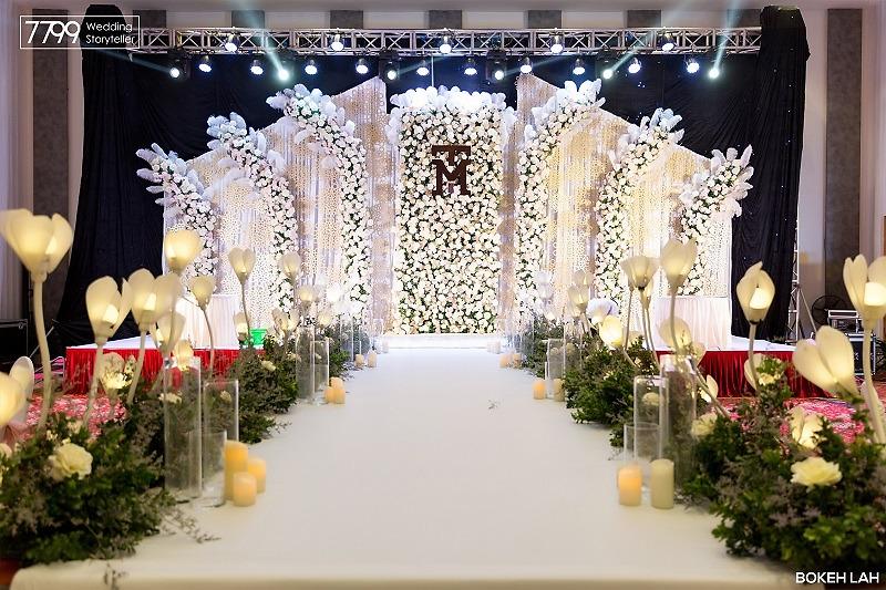 Làm thế nào để có một tiệc cưới lung linh bừng sáng trong mắt khách mời?