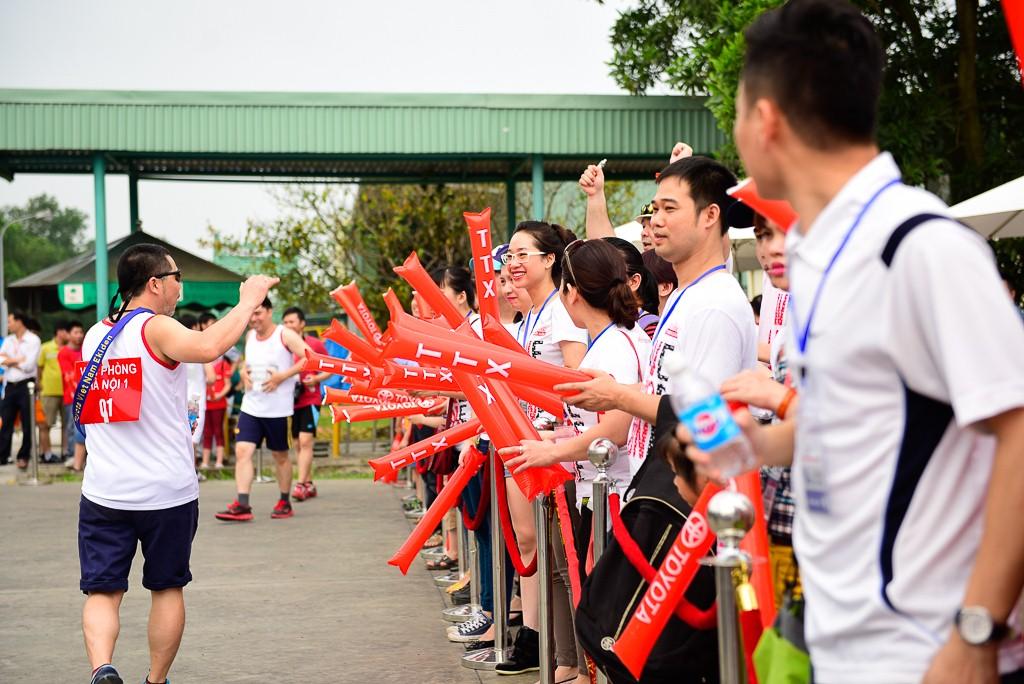 công ty tổ chức sự kiện thể thao chuyên nghiệp gắn kết nhân viên