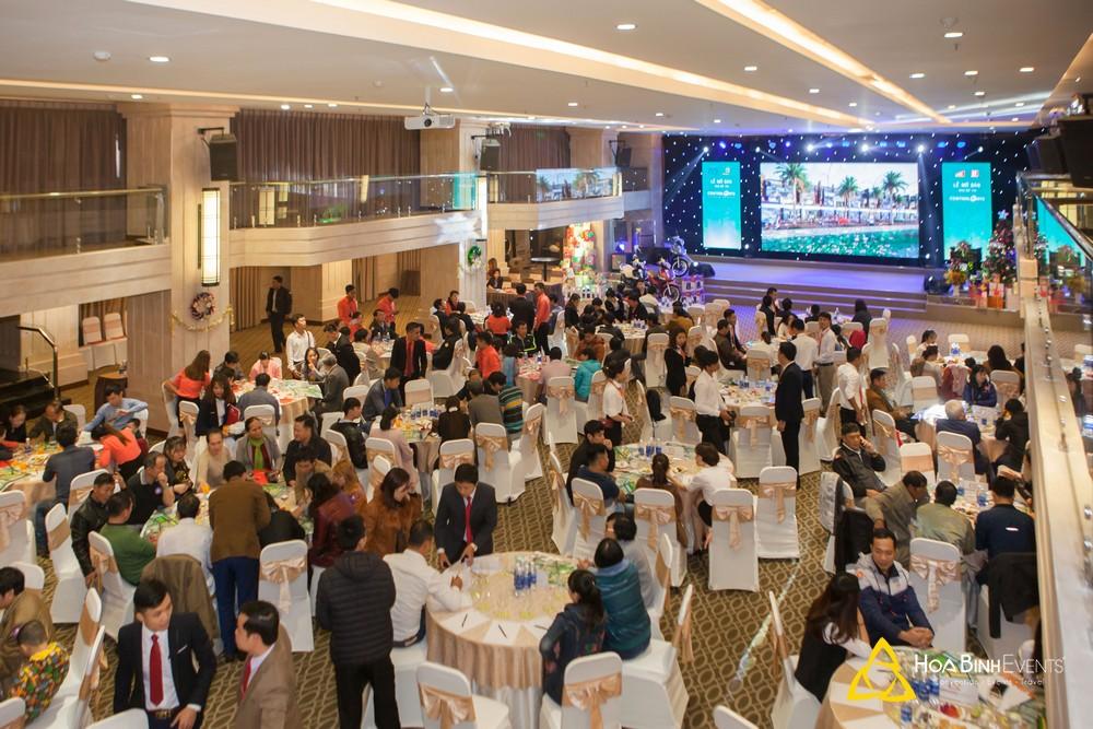 tổ chức  Lễ mở bán Khu đô thị Central Gate Quảng Nam