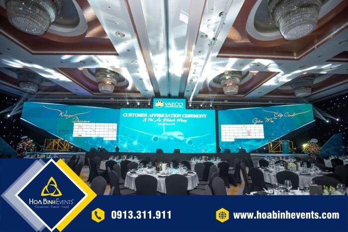 Địa chỉ cho thuê màn hình LED sự kiện hiện đại, chất lượng nhất