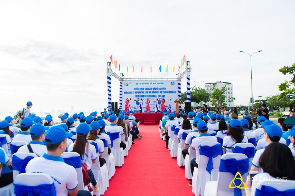 Chương trình chung tay Bảo vệ đại dương