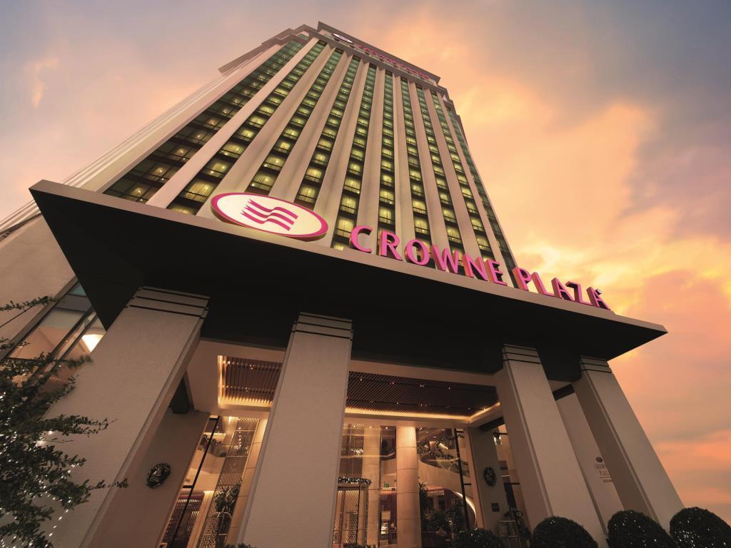 Tổ chức sự kiện tại khách sạn Crowne Plaza West Hanoi