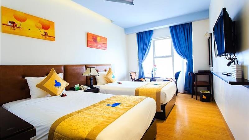 Đặt phòng khách sạn tại miền Nam 2018