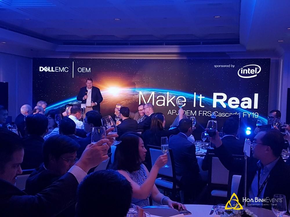 Hội nghị về thị trường và xu thế công nghệ của DELL EMC và Intel