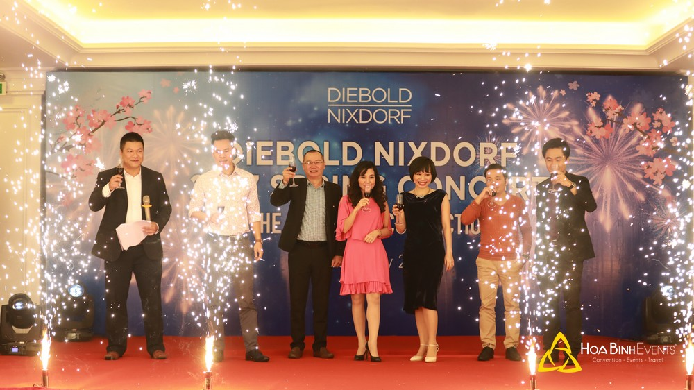 Diebold Nixdorf: 2017 Spring Concert - The power of connection