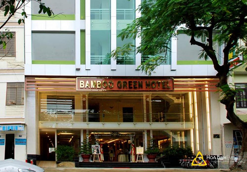 Tổ chức hội nghị tại khách sạn Bamboo Green Hotel Đà Nẵng