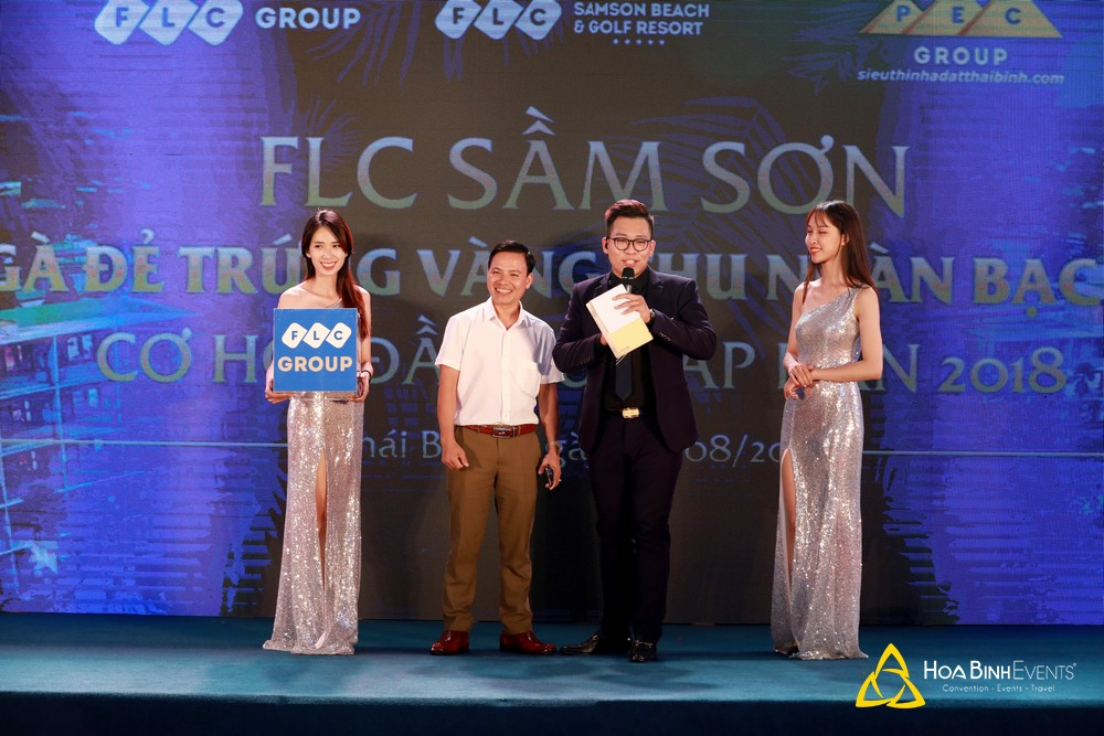 FLC Sầm Sơn - Gà đẻ trứng vàng thu ngàn bạc tỷ 2018